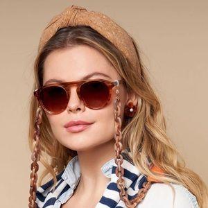 Lele Sadoughi Cork Knotted headband
